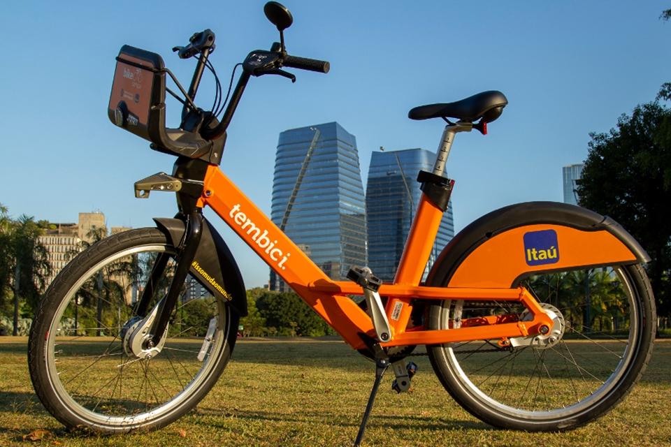 Imagem de Tembici libera bikes elétricas compartilhadas com o e-Bike Itaú em SP no tecmundo