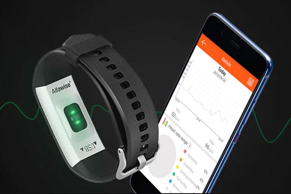 Imagem de Receba alertas no pulso e monitore a saúde com a smartband Alfawise B7 Pro no tecmundo