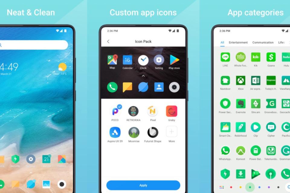 Imagem de Mint Launcher da Xiaomi chega à Play Store; veja como baixar no tecmundo