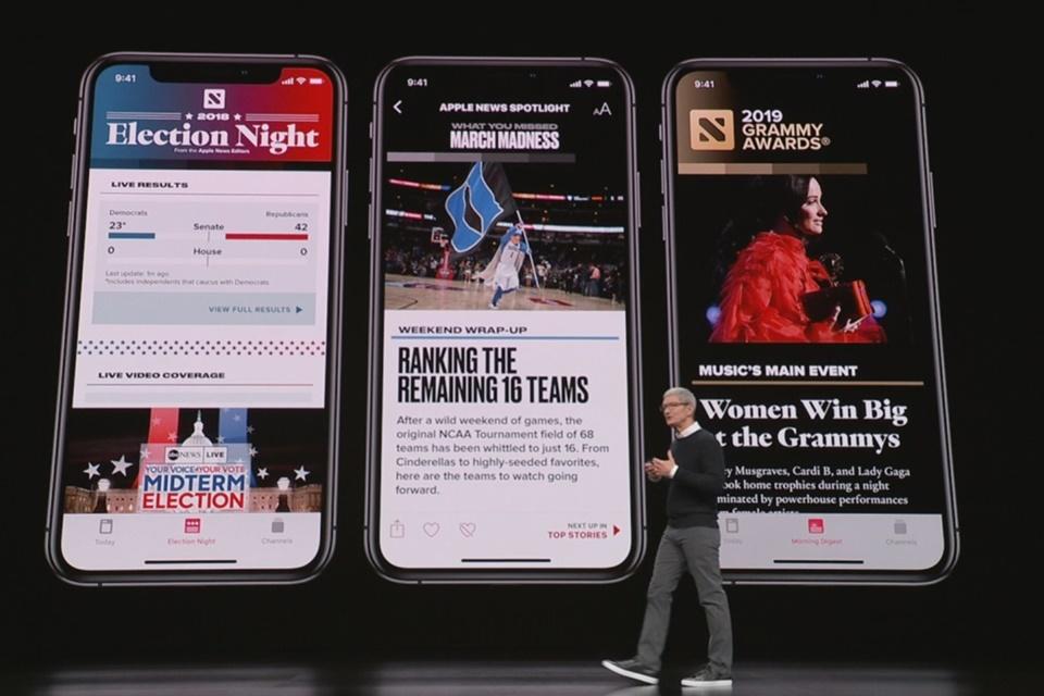 Imagem de Apple News+ oferece centenas de revistas e jornais em uma única assinatura no tecmundo