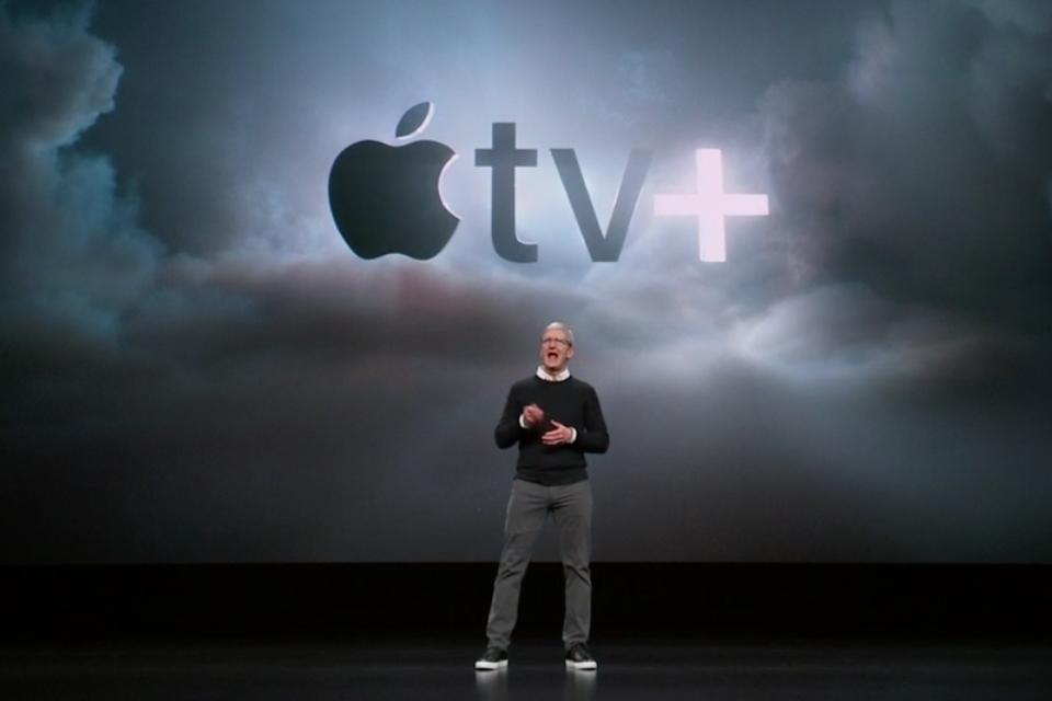 Imagem de Apple TV+ é o selo de streaming da Maçã para competir com a Netflix no tecmundo