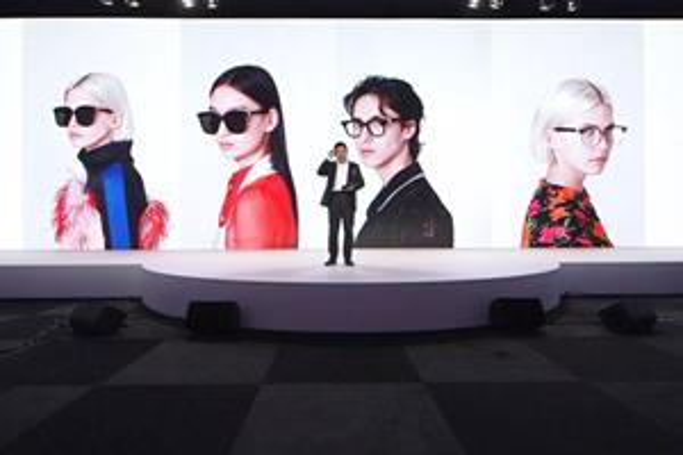 7e498d86d Imagem de Huawei anuncia óculos inteligentes com Bluetooth que podem  atender ligações no tecmundo