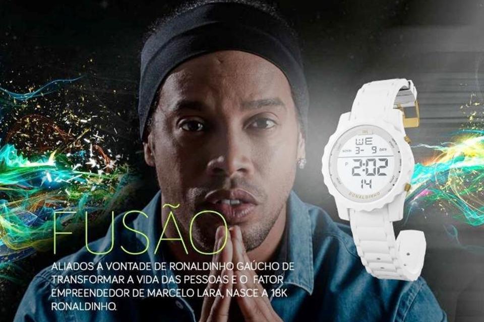 Imagem de Após criptomoeda obscura, Ronaldinho Gaúcho aposta em marketing multinível no tecmundo
