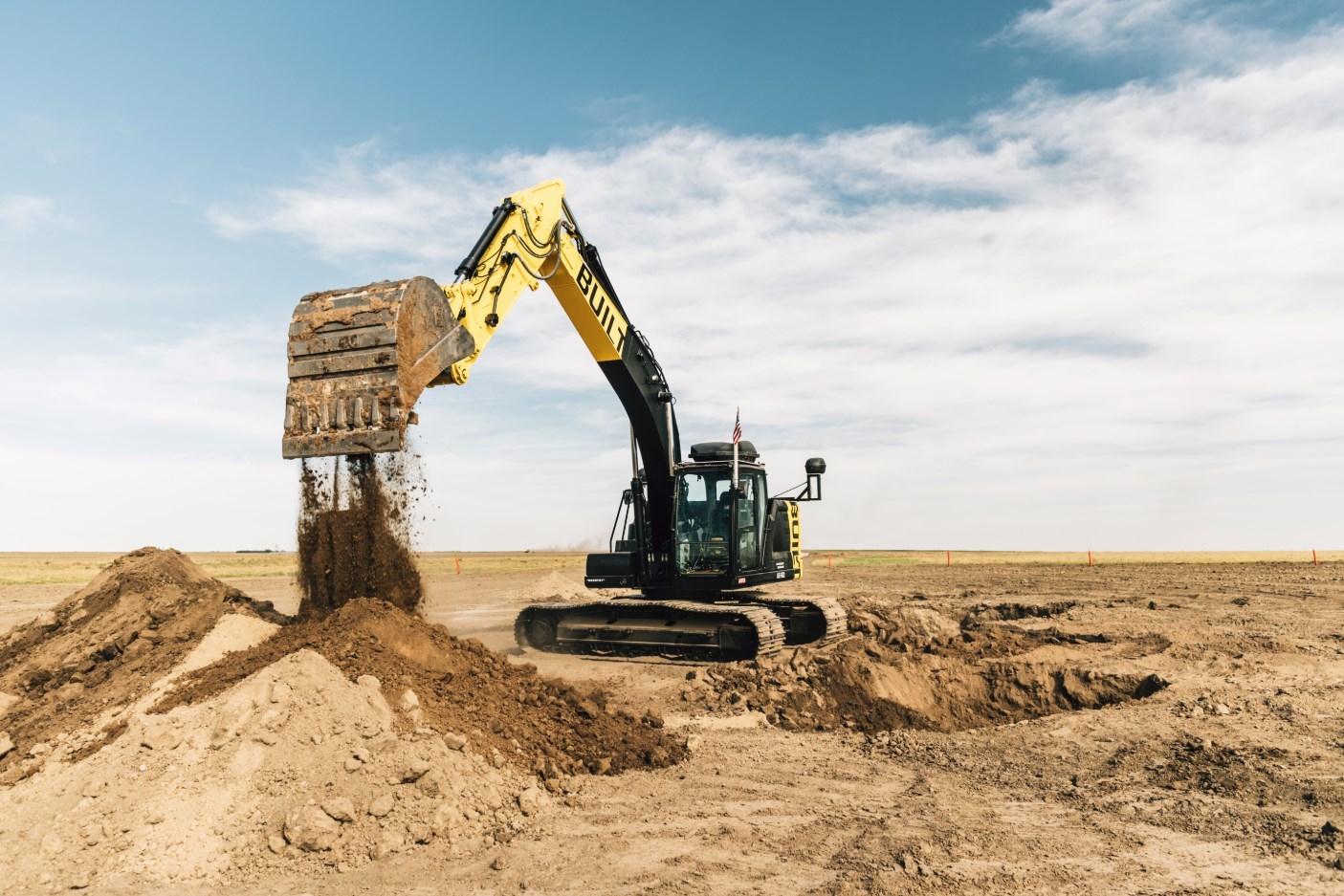 Imagem de Empresa cria kit que automatiza escavadeiras para trabalharem sozinhas no tecmundo