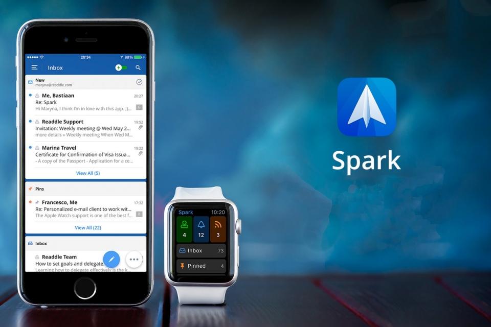 Imagem de Spark é um dos melhores apps de email para substituir o Google Inbox no tecmundo