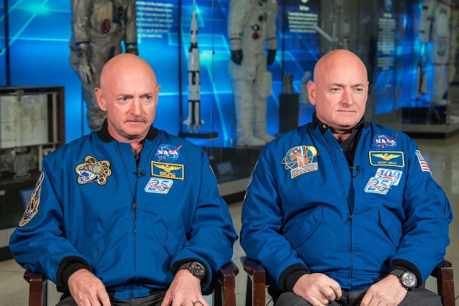Imagem de NASA estuda gêmeos para entender o efeito de viagens espaciais em humanos no tecmundo
