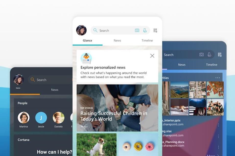 Imagem de Atualização do Microsoft Launcher para Android traz novos widgets e mais no tecmundo