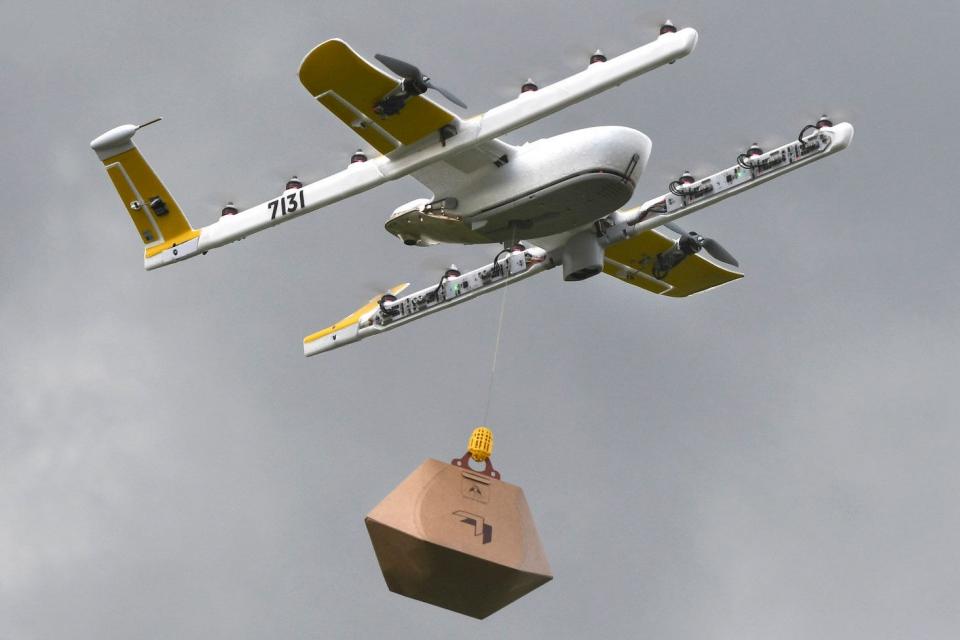 Imagem de Empresa de drones da Google inicia serviço de entregas na Austrália no tecmundo