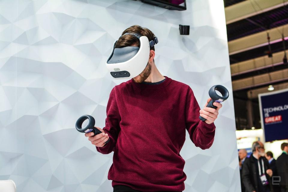 Imagem de Novo headset VR da HTC tem maior autonomia para o usuário — e preço salgado no tecmundo
