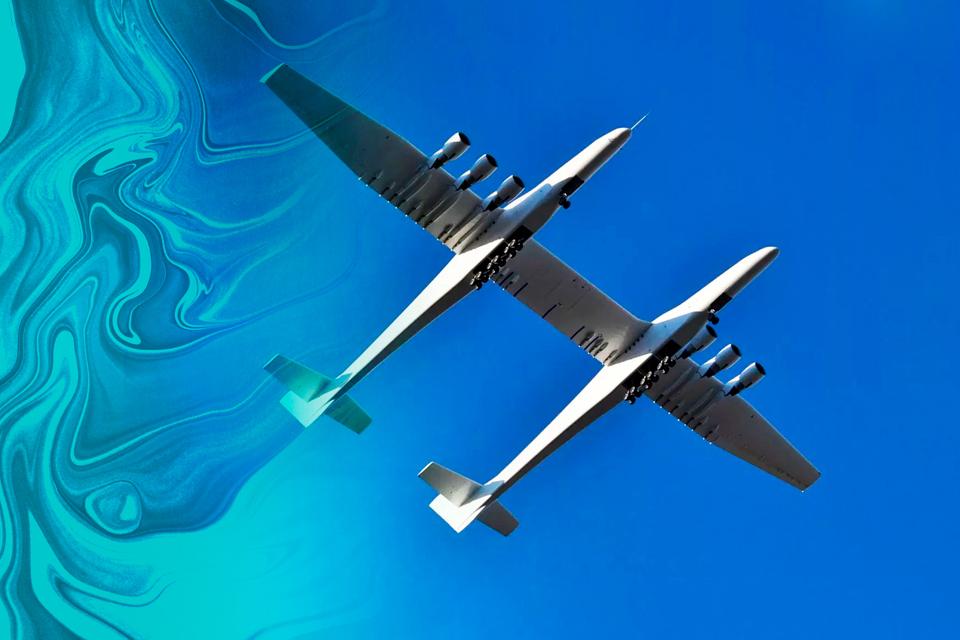 Imagem de Maior avião do mundo decola, Galaxy Note 10 Pro e mais - Hoje no TecMundo no tecmundo
