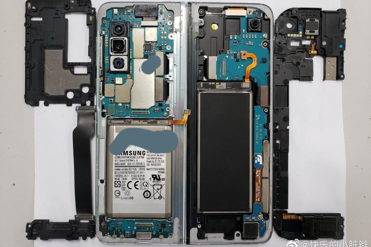 Imagem de Consertar um Galaxy Fold pode ser uma tarefa bem trabalhosa no tecmundo