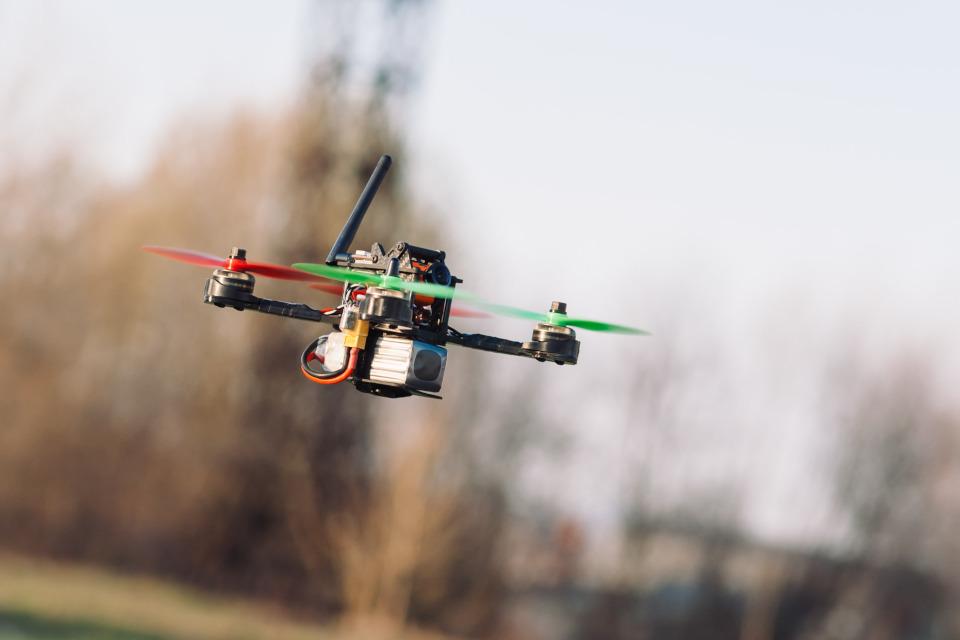 Imagem de Como funciona uma corrida de drones — e por que ela é tão empolgante no tecmundo