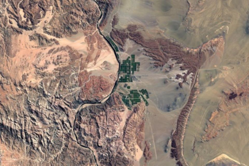 Imagem de Veja 35 anos de mudanças no planeta usando o Google Earth para celular no tecmundo