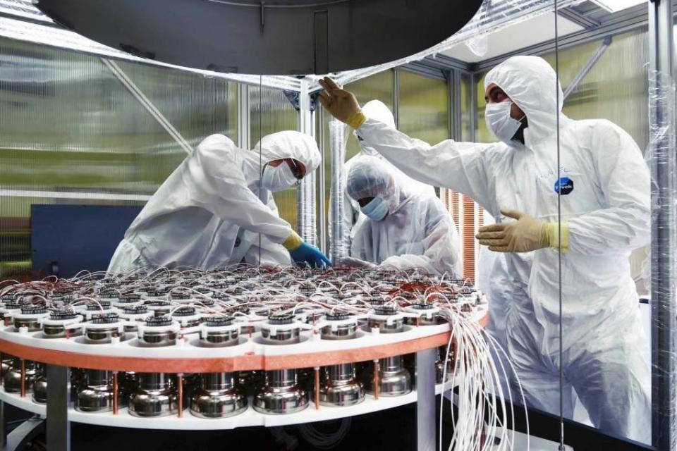 Imagem de Buscando matéria escura, cientistas flagram evento mais raro já registrado no tecmundo