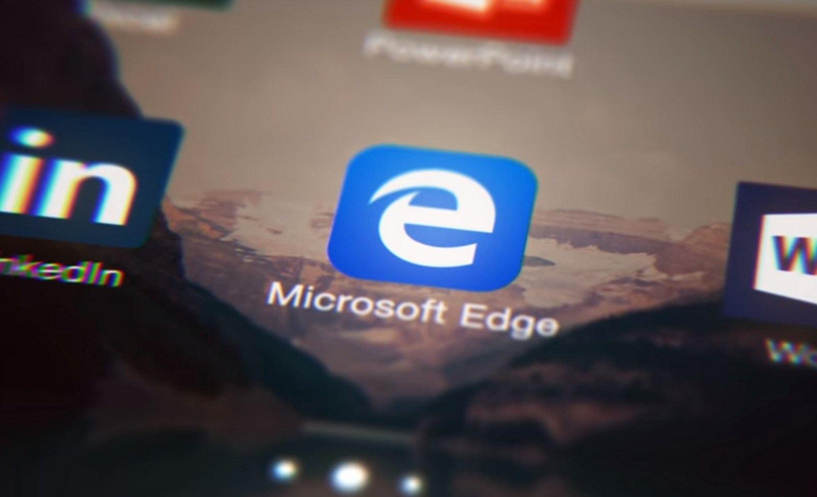 Imagem de Microsoft Edge Beta feito com base no Chromium vazou e você já pode baixar no tecmundo