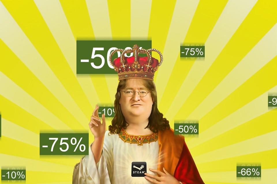 Imagem de Data da Promoção de Verão do Steam vazou; prepare o seu bolso no tecmundo