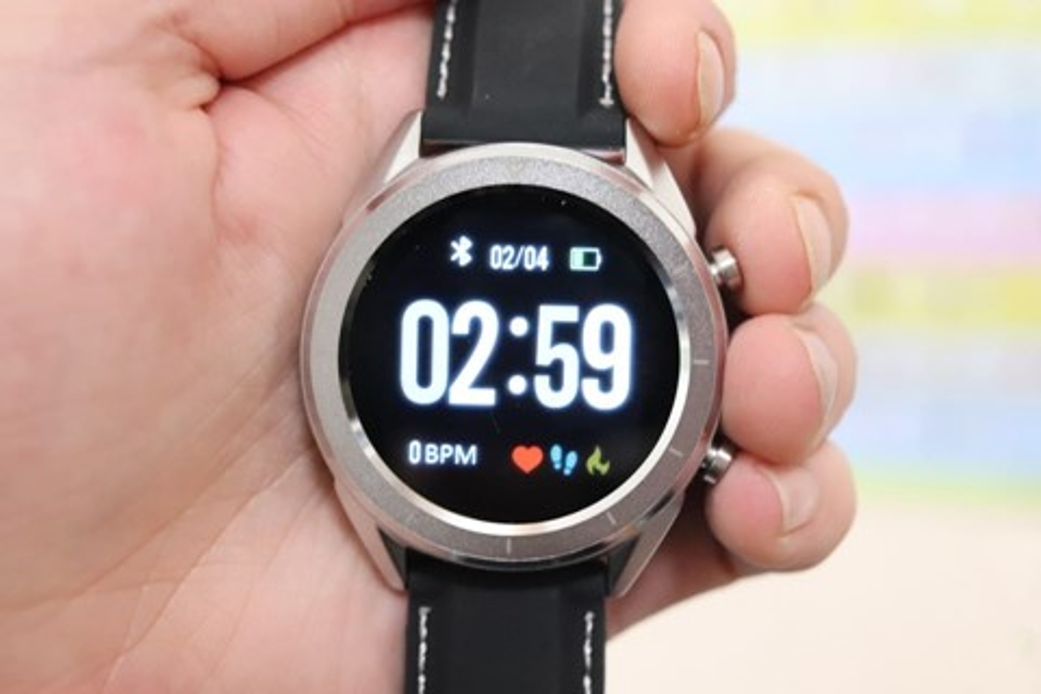 Imagem de Smartwatch NO.1 DT 28 tem design arrojado e custa apenas R$ 116 no tecmundo