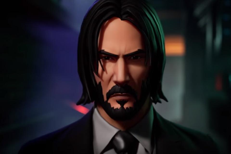 Imagem de Agora você pode jogar como o assassino John Wick em Fortnite no tecmundo