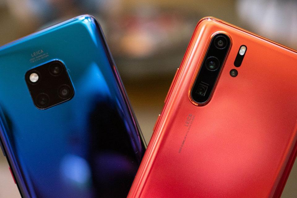 Imagem de Britânicos estão se desfazendo de celulares Huawei após sanção dos EUA no tecmundo
