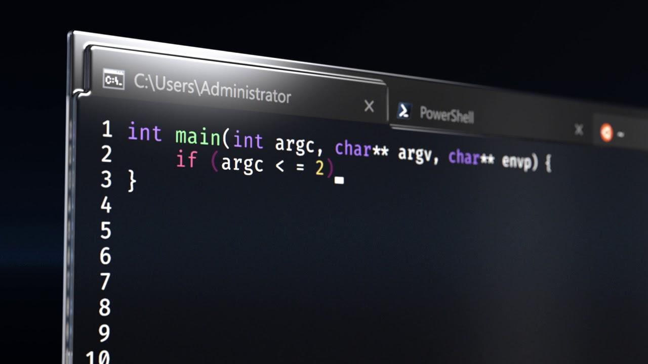 Imagem de Ícone do novo Windows Terminal é oficialmente divulgado pela Microsoft no tecmundo