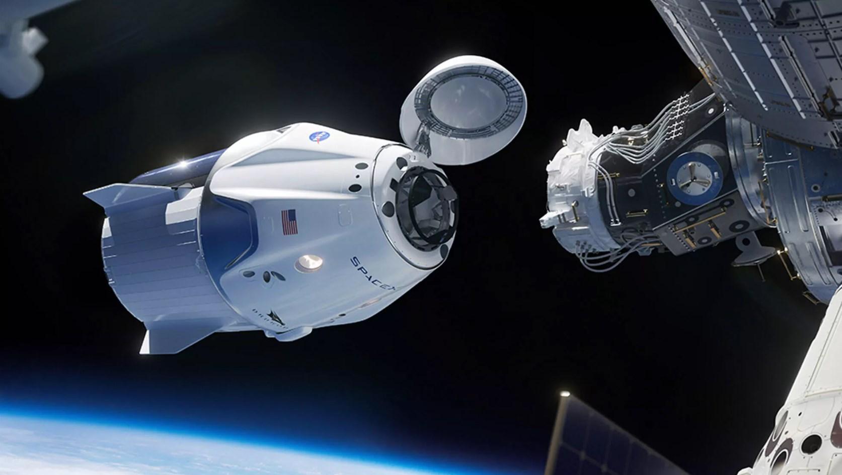 Imagem de SpaceX e NASA lançam astronautas ao espaço com sucesso no tecmundo