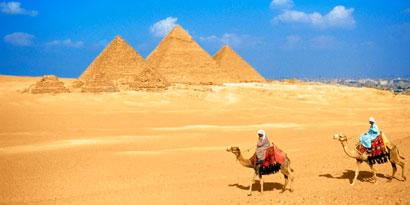 Imagem de Satélite descobre 17 novas pirâmides no site TecMundo