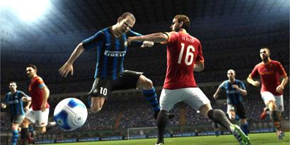 Imagem de Konami revela novidades na jogabilidade do Pro Evolution Soccer 12 no site TecMundo