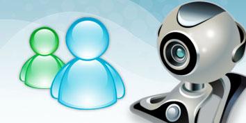 Imagem de Como configurar uma webcam no Messenger no site TecMundo