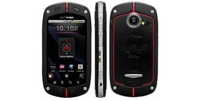 Imagem de Um smartphone Android super-resistente para quem tem gosto por aventuras no site TecMundo