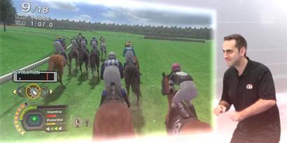 Imagem de Palhaçada: trailer do jogo Champion Jockey é um dos piores de todos os tempos no site TecMundo