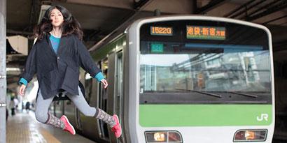 Imagem de Japonesa faz sucesso com seu poder de levitação no site TecMundo