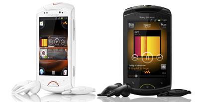 Imagem de Sony Ericsson anuncia smartphone com características de walkman no site TecMundo