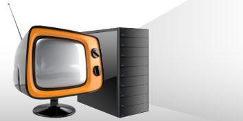 Imagem de Metódos para transformar o seu PC em uma televisão no site TecMundo