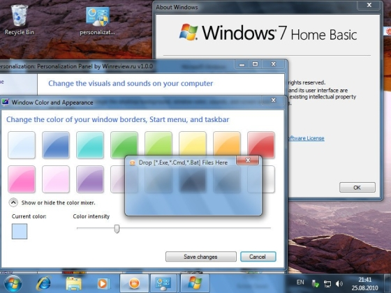 driver de rede para windows 7 starter rv415