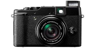 Imagem de Fujifilm anuncia a câmera digital X10 no site TecMundo