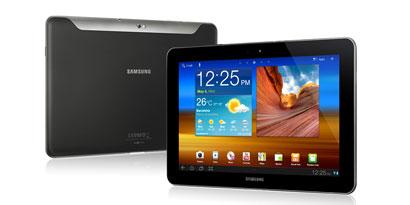 Imagem de Primeiras impressões do Samsung Galaxy Tab 10.1 no site TecMundo
