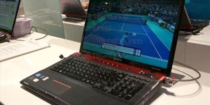 Imagem de QOSMIO X770 é mais uma opção de notebook para gamers no site TecMundo