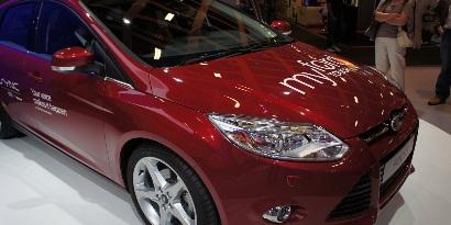 Imagem de Ford Focus 2012 é um belo carrão no site TecMundo