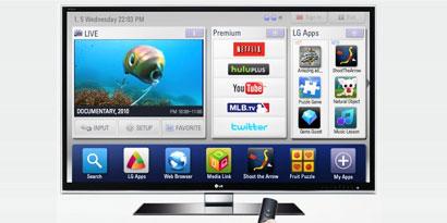 Imagem de LG, Philips e Sharp criam plataforma única de apps para TV no site TecMundo