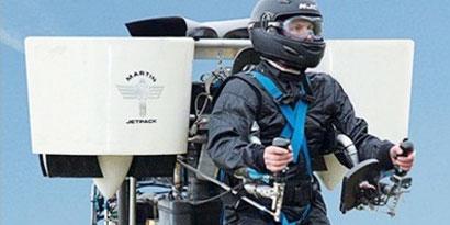 Imagem de Agora vai: Martin Jetpack chega em 2012 custando US$ 100 mil no site TecMundo