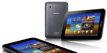 Imagem de Galaxy Tab 7.0 Plus: conheça a nova versão do tablet da Samsung no site TecMundo