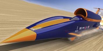 Imagem de Car Tech: mais de 1600 km/h em um carro no site TecMundo