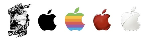 As caras da Apple.