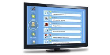 Imagem de Videoconferência em alta definição, o Skype na geração HD no site TecMundo