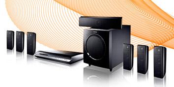 Imagem de Samsung lança nova linha de home theaters Blu-ray no site TecMundo