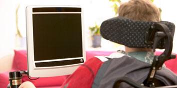 Imagem de Tecnologia permite controlar o computador por meio do olhar no site TecMundo