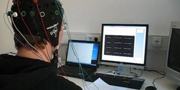 Imagem de Captação de ondas cerebrais para controlar o computador no site TecMundo