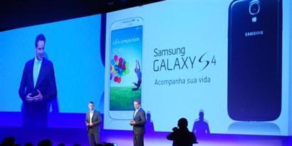 Imagem de Galaxy S4 é lançado oficialmente no Brasil; confira detalhes no site TecMundo