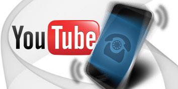 Imagem de Transforme vídeos do YouTube em toques para seu celular no site TecMundo