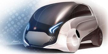 Imagem de Fiat Mio: o carro-conceito do futuro feito por todos no site TecMundo